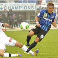 Gamba looking for payback