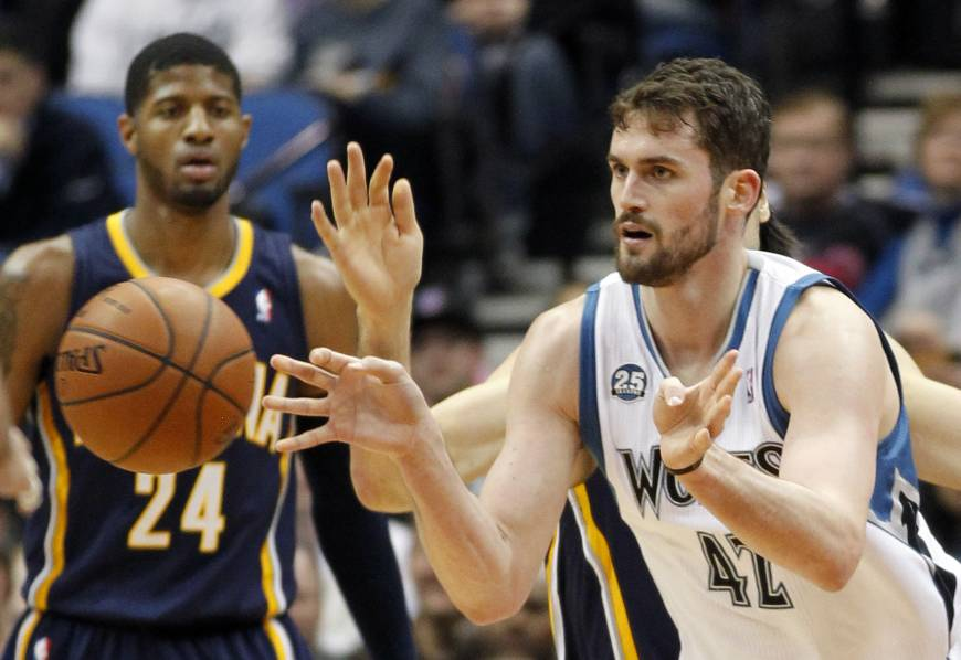 Power of Love too much for Pacers