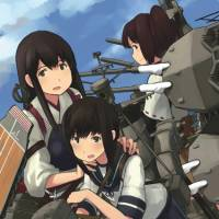 Blue-ocean business: With kawaii (cute) character design and a surprisingly user-friendly business model, free-to-play social game 'Kantai Collection' has attracted 1.5 million players. | © 2014 DMM.com/KADOKAWA GAMES All Rights Reserved.
