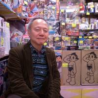 Storied family-run toy shop 'sells dreams' to Tokyo tourists
