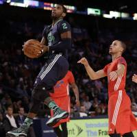 East claims rare All-Star Game win