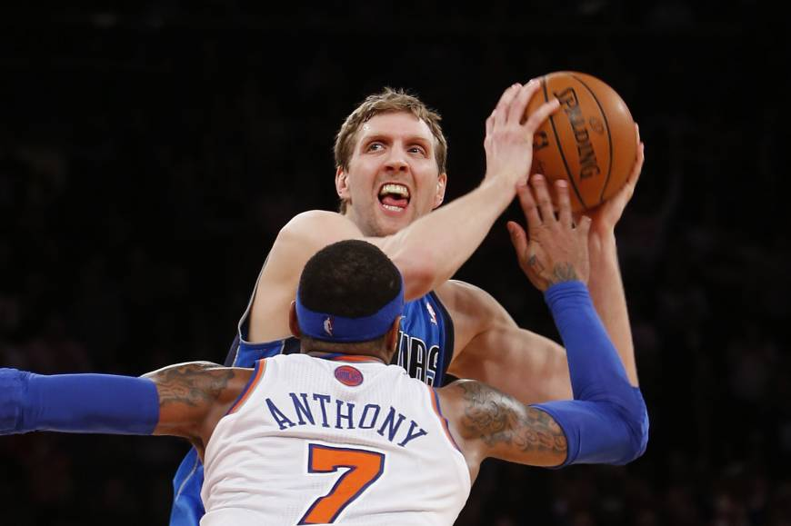 Mavs beat Knicks on buzzer-beater
