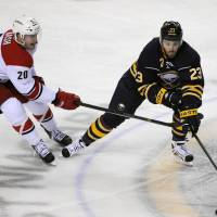 Sabres edge Hurricanes