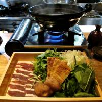 Like broth off a duck's back: The shabu-shabu at Bettei. | ROBBIE SWINNERTON