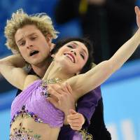 Davis, White give U.S. first-ever ice dance gold medal