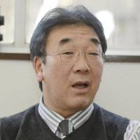 All clear: Kawauchi Mayor Yuko Endo is interviewed Jan. 30. | KYODO