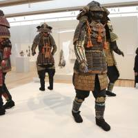 Samurai stash rivals top collections