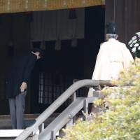 Abe put Japan on back foot in global PR war with China