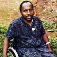 On trial: This undated picture from Interpol shows Pascal Simbikangwa, a former Rwandan Army captain who is facing charges of complicity in genocide and complicity in crimes against humanity. | AFP-JIJI