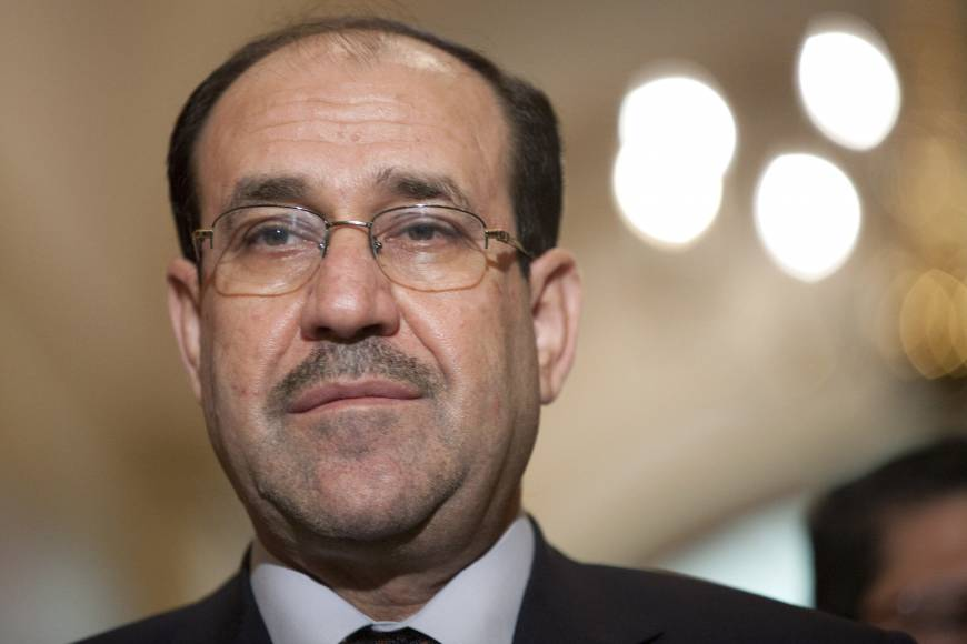 In defiance of U.N., Iraq 'inks deal to buy arms' from Iran