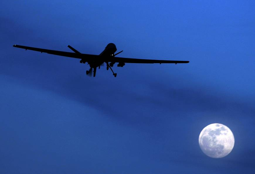 Obama administration weighs drone strike on U.S. suspect