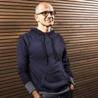 Microsoft names cloud computing chief as next CEO