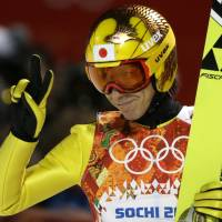 Veteran jumper Kasai finishes eighth as Stoch leaps to gold