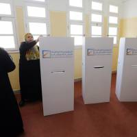 Libyan poll proceeds amid mounting anger over insecurity