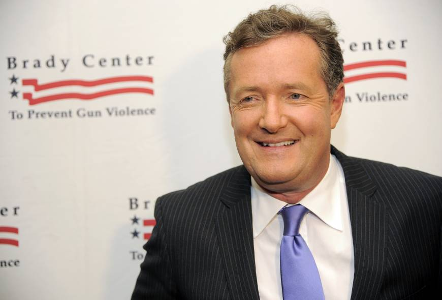 CNN to pull plug on flopping Piers Morgan show