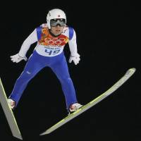 Ski jumpers Ito, Shimizu qualify second, third for large hill final