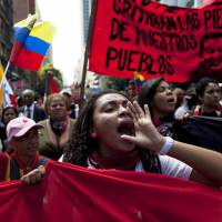 Venezuela opposition hits out at heavy-handed crackdown