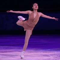Failure to adjust: Mao Asada, a two-time world champion, didn't alter her Olympic skating program despite the fact that she's been unable to cleanly land the triple axel for more than a year. | AP