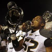 Missouri All-American says he is gay