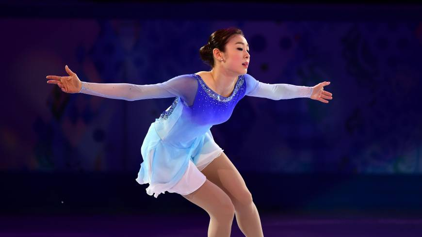 Only blemish: The Sochi organizing committee oversaw a spectacular Olympics, but Yuna Kim was robbed of a gold medal by the figure skating judges. | AFP-JIJI