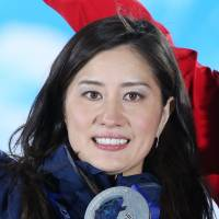 Takeuchi seeks second medal