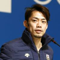 Takahashi admits knee is not 100 percent