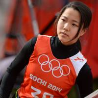 Teenager Takanashi determined to claim gold medal