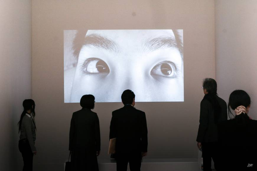 Making the invisible visible at the Japan Media Arts Festival