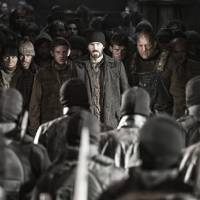 Mind the gap: Curtis (Chris Evans) leads the masses against the 1 percent in post-apocalyptic class-war action movie 'Snowpiercer.' | © 2013 SNOWPIERCER LTD. CO. ALL RIGHTS RESERVED