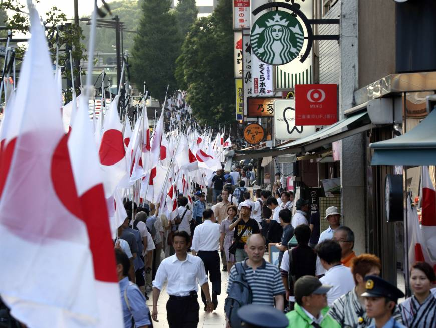 Japan's future may be stunted by its past