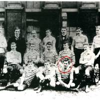 Japanese who played rugby before 1899