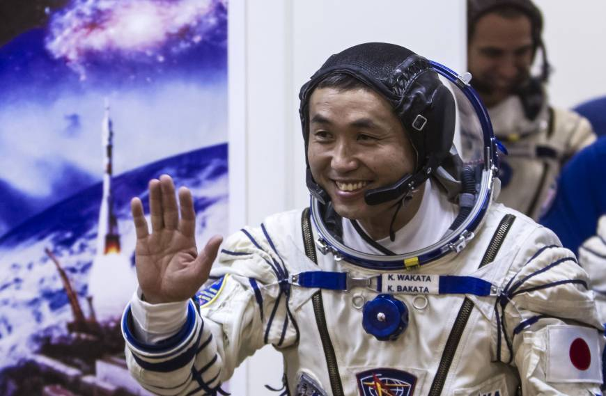 Wakata first Japanese astronaut to lead International Space Station