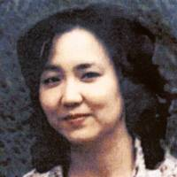Megumi Yokota is seen before her 1977 abduction (left) and in a more recent North Korean photo believed to be of her.   KYODO