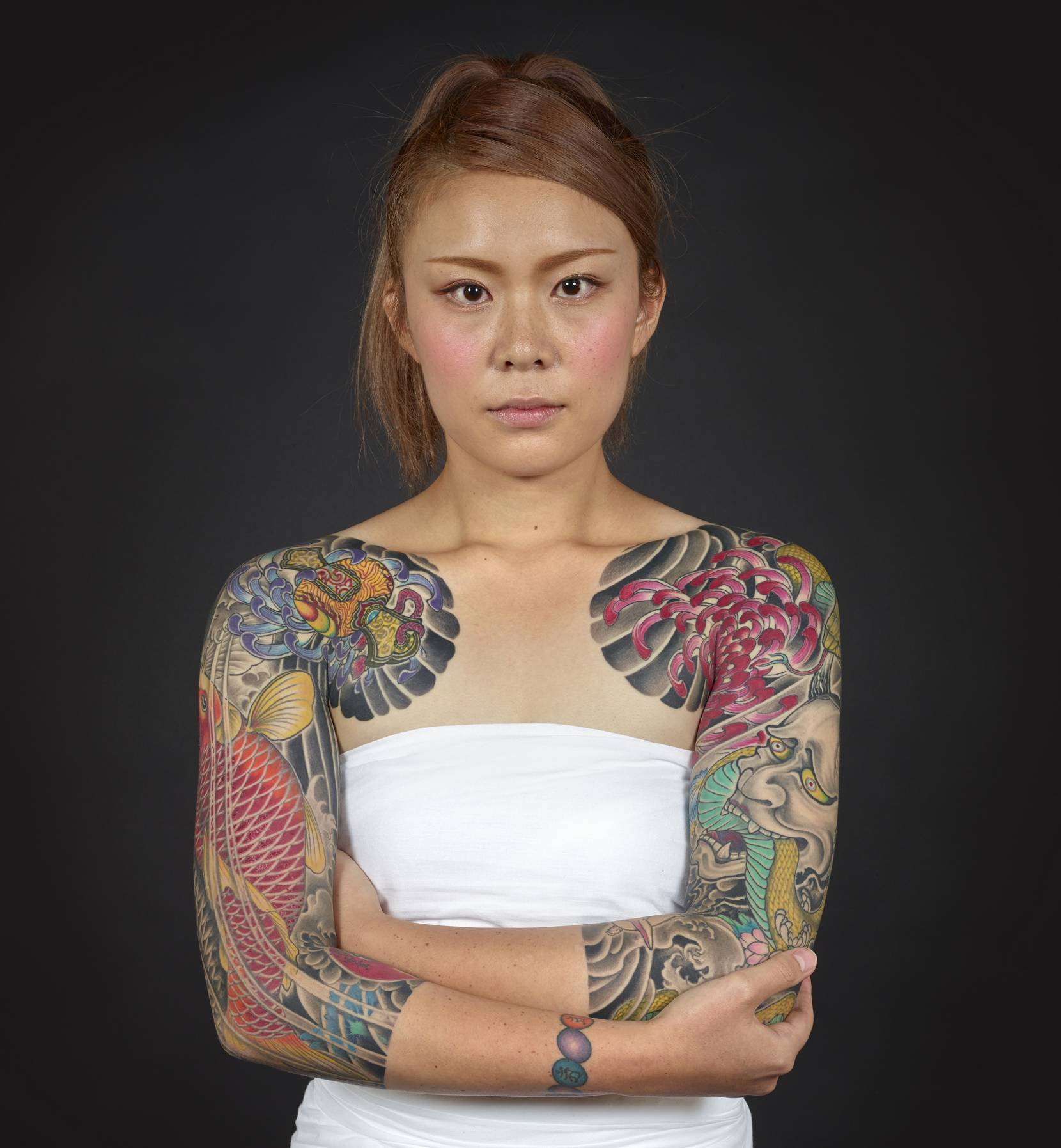 Loved abroad hated at home the art of japanese tattooing the japan