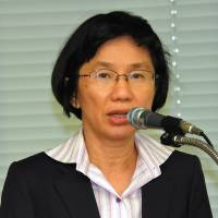 Tham Siew Yean, a principal fellow at the Institute of Malaysian and International Studies | SATOKO KAWASAKI