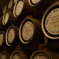In the drink: Suntory's Yamazaki Distillery brews both whisky and beer. | BLOOMBERG