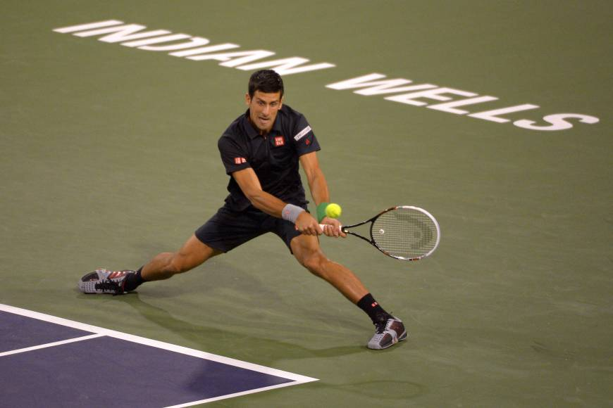 Djokovic advances; Berdych bounced out at Indian Wells