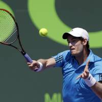 Murray into fourth round