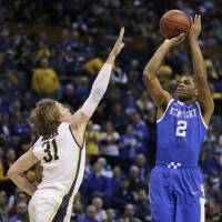 Kentucky ends Wichita State's run