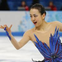 Household name: Mao Asada will compete in next week's World Figure Skating Championships in Saitama, but four of the six singles medalists from the Sochi Olympics won't be there. | KYODO