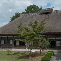 The grand home of the potter Shoji Hamada is made of nothing but the finest materials.   STEPHEN MANSFIELD PHOTO