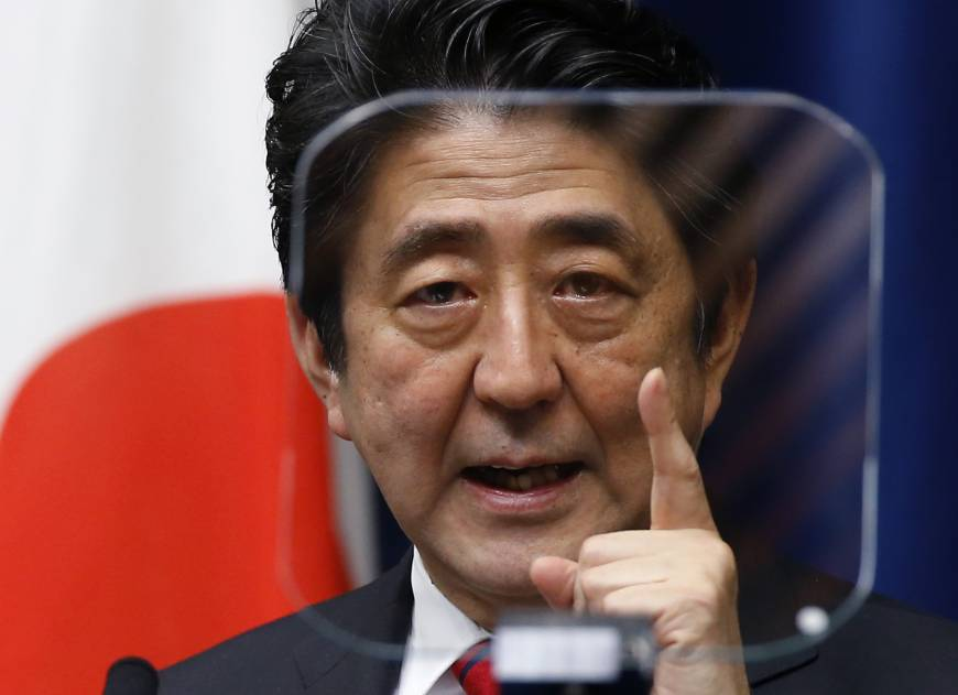 Nationalism not on the rise: Abe's brother