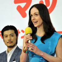 American actress first non-Japanese tapped for NHK series lead