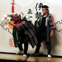 Sacred dance helps preserve community spirit in Tohoku
