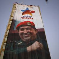 Chavez still going strong a year after his death