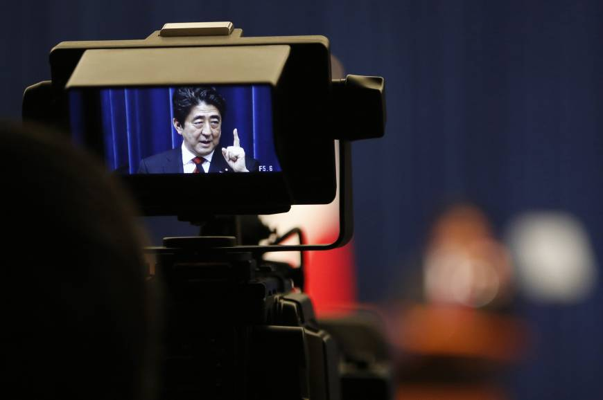 Japan's Constitution: never amended but all too often undermined