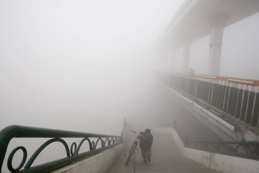 Air pollution killed 7 million people in 2012: WHO