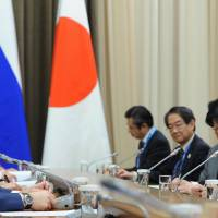 Japan's embrace of Russia under threat with Ukraine crisis
