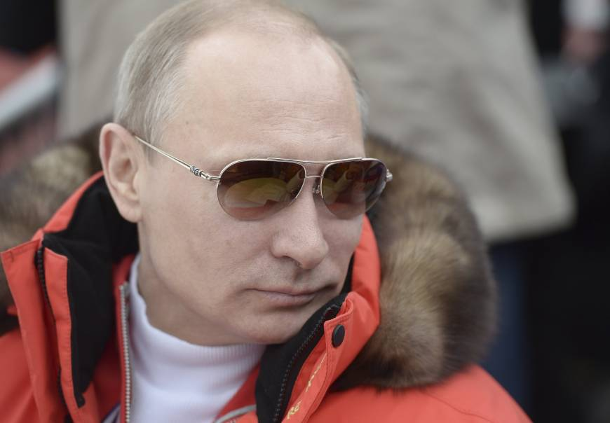 From loyal aides and 'inner voice,' Putin hears no dissent on Crimea