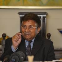 Pakistan court indicts former President Musharraf for treason